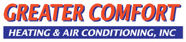 Greater Comfort - Heating and Air Conditioning, Inc.
